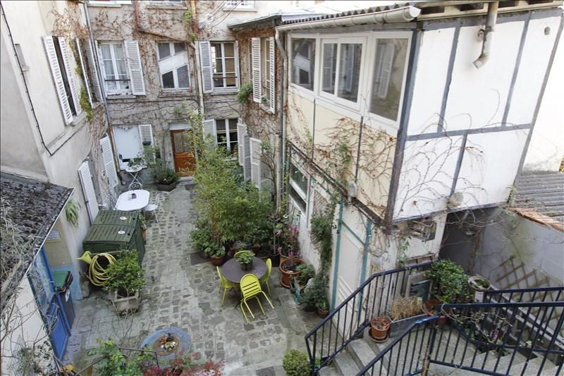 Properties v bien a vendre appartement atypique for Surface atypique paris